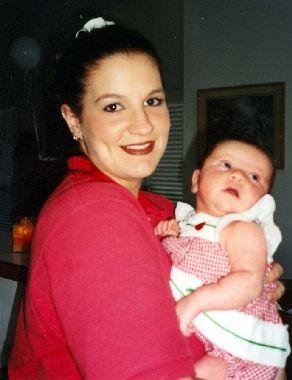 Üç yıl önce doğum yapan Tracy, 95 kiloydu.